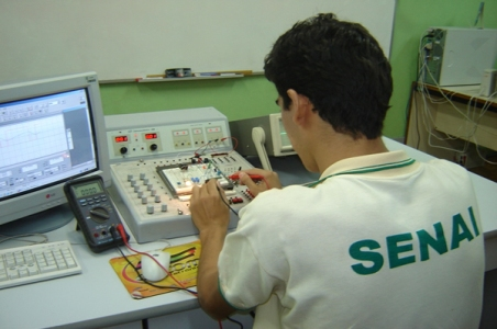 Cursos Técnicos do Senai 2012 – Dicas e Inscrições