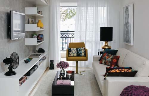 Dicas de Decorações para Apartamentos Pequenos