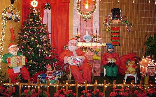 Decoração Natal 2012 – Fotos e Dicas