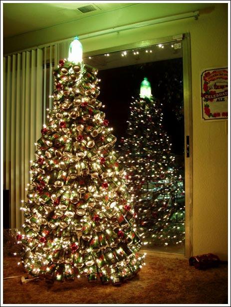 Decoração de Árvores de Natal – Dicas e Fotos
