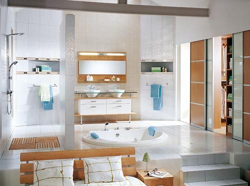 Banheiros Modernos Decorados – Dicas e Fotos