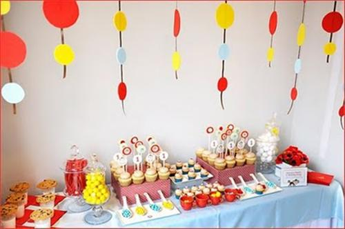 Decoração de Festa Infantil Simples: Fotos, Dicas para Decorar