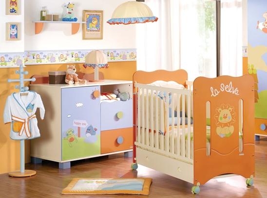 Decoração para Quarto Infantil Pequeno – Fotos, Modelos