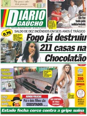 Diário Gaúcho de Hoje