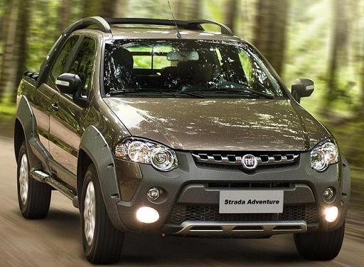 Fiat Strada 2013, Novidades e Preço
