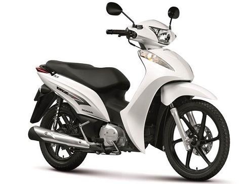 Honda Biz 2015 – Fotos, Preços