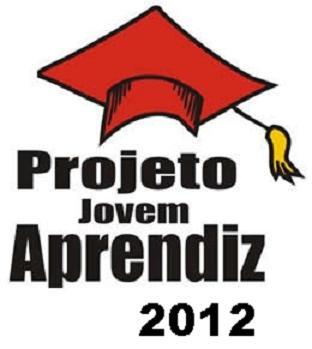 Jovem Aprendiz 2012 – Inscrições e Informações