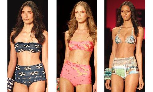Moda Biquínis Femininos 2012 – Tendências, Dicas e Modelos