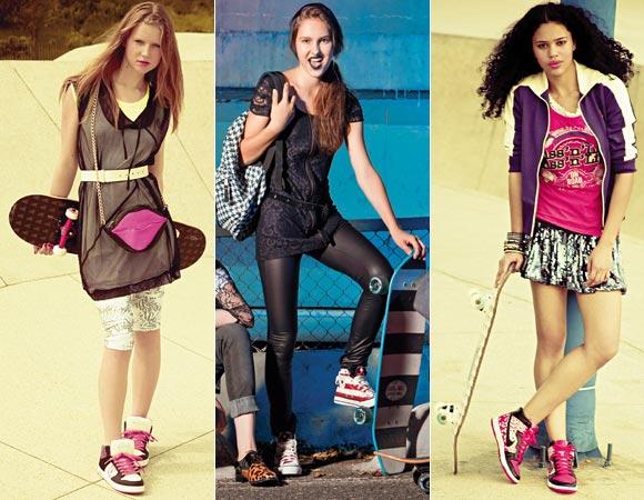 Moda Skatista Feminina: Dicas e Fotos