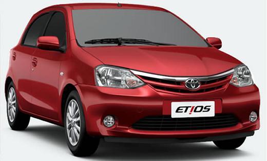 Novo Toyota Etios – Fotos