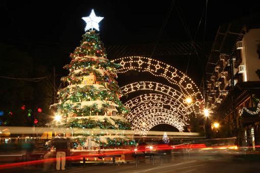 Pacotes de Viagens para o Natal 2012