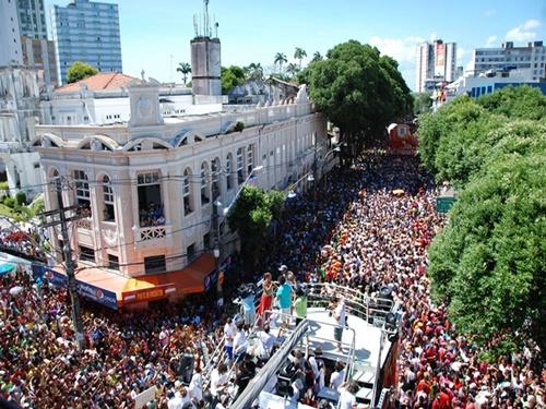 Pacotes para o Carnaval 2013 em Salvador