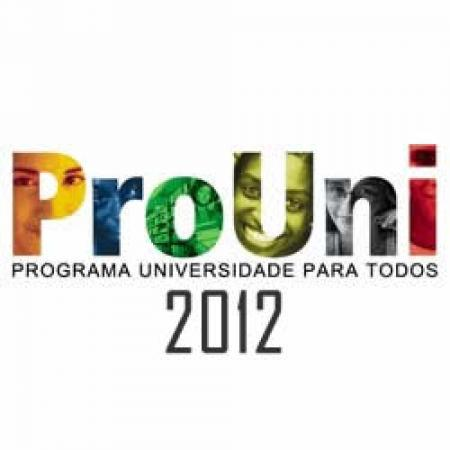 ProUni 2012 – Informações e Inscrições