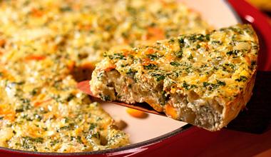 Receita de Omelete Deliciosa Fácil