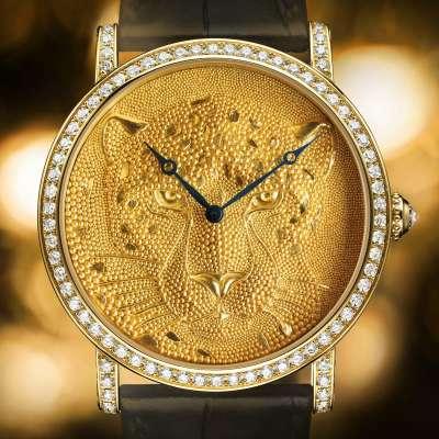 Relógios Cartier Moda 2013: Fotos, Modelos