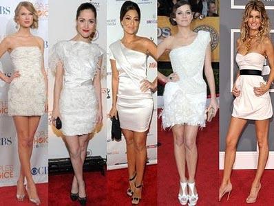 Modelos de Roupas Brancas para Festas – Fotos