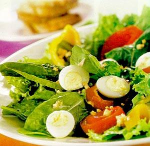 Dicas de Saladas para Jantar