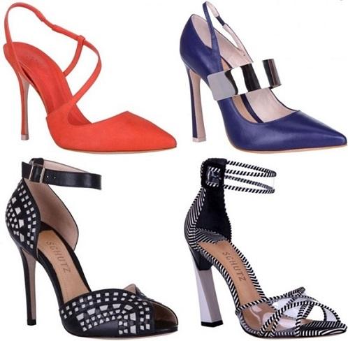Schutz Calçados Coleção 2014: Fotos, Modelos
