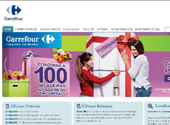 www.carrefour.com.br – Loja Virtual – Site Carrefour