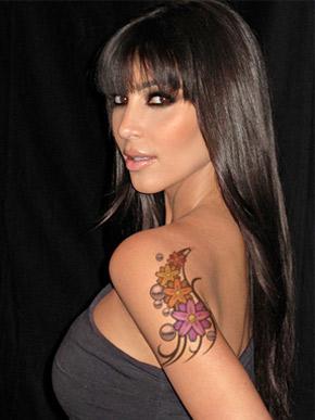 Tatuagens de Flores Femininas – Fotos e Modelos