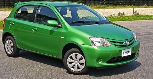 Novo Toyota Etios – Fotos e Preços