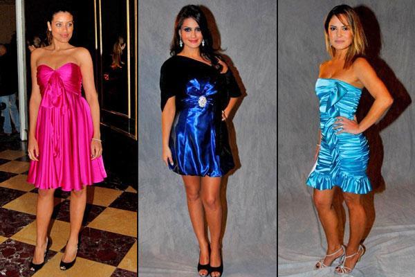 Vestidos de Cetim – Dicas e Fotos