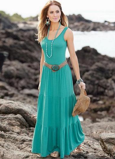 Vestido Regata Longo Moda 2013 – Dicas e Fotos