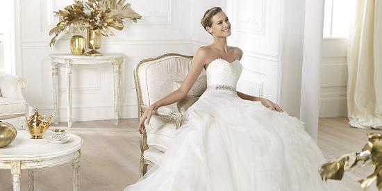 Tendências de Vestidos de Noiva para 2015