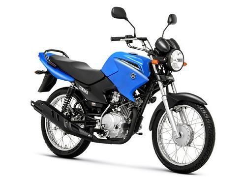Yamaha YBR Factor 125 2014: Fotos, Características e Preços
